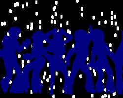 Menu: Jugendfonds: School's Out Party