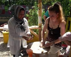 Menu: Brotbacken verbindet Menschen