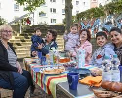 Menu: Gemeinsam unterwegs in Laatzen - Begegnung gestalten