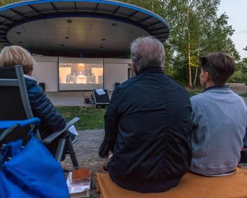 Filmnacht 2018 © Daniel Junker