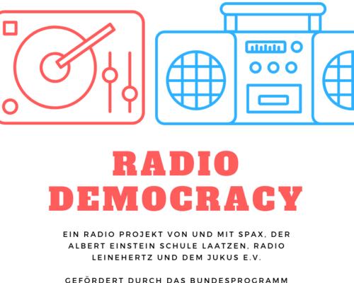 Radio Democracy © Daniel Junker