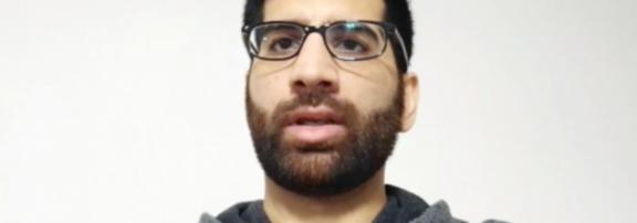 Ali Reza Sakhizada ist einer der Laatzener, der sich mit einer Videobotschaft an den Internationalen Wochen gegen Rassismus beteiligt hat.